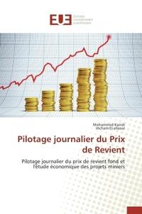 PILOTAGE JOURNALIER DU PRIX DE REVIENT