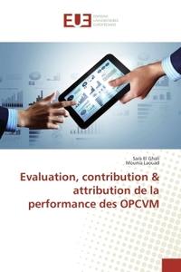 EVALUATION, CONTRIBUTION & ATTRIBUTION DE LA PERFORMANCE DES OPCVM