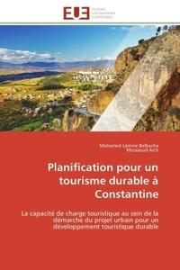 PLANIFICATION POUR UN TOURISME DURABLE A CONSTANTINE