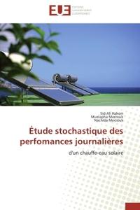 ETUDE STOCHASTIQUE DES PERFOMANCES JOURNALIERES
