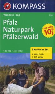 826 PFALZ NATURPARK PFALZERWALD