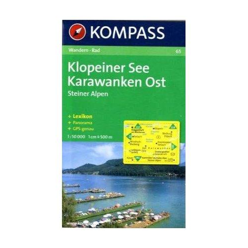 65 KLOPEINER SEE KARAWANKEN OST
