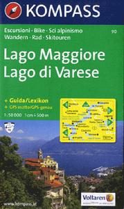 LAGO MAGGIORE 90  1/50.000