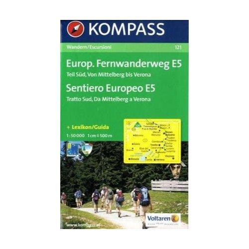 EUROP.FERNWANDERWEG E5 T.SUD