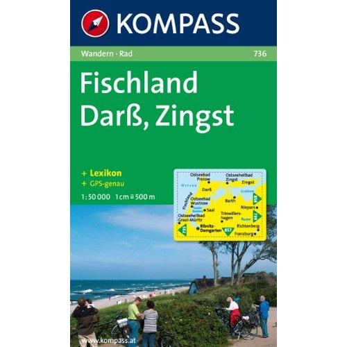 736 DRAB ZINGST FISCHLAND