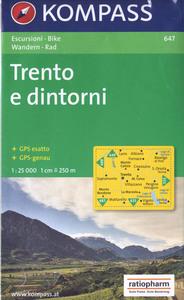 647 TRENTO E DINTORNI