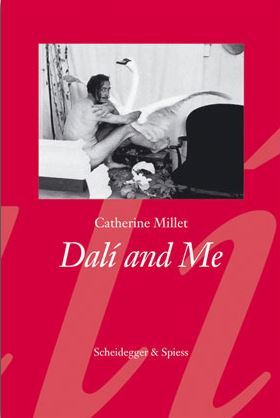 DALI AND ME /ANGLAIS