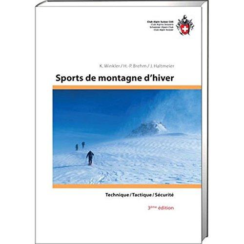 **SPORTS DE MONTAGNE D'HIVER