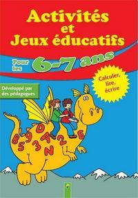 POUR LES 6 7 ANS ACTIVITES ET JEUX EDUCATIFS