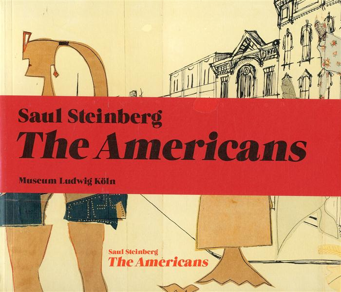 SAUL STEINBERG THE AMERICANS
