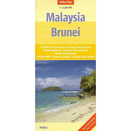 **MALAISIE - SINGAPOUR - BRUNEI