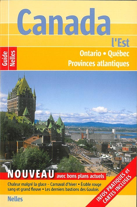 CANADA EST -QUEBEC-ONTARIO