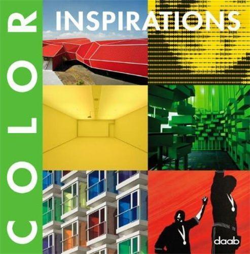 COLOR INSPIRATIONS (PARUTION ANNULEE) /MULTILINGUE