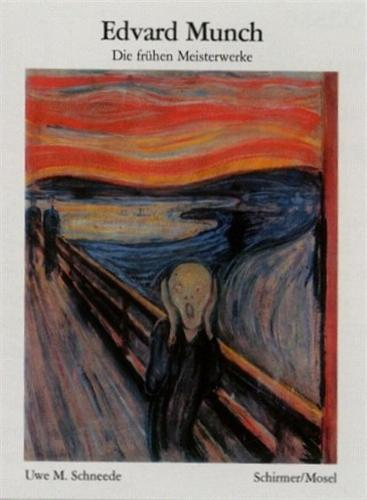 EDVARD MUNCH THE EARLY MASTERPIECES (BIBLIOTHEQUE VISUELLE) /ANGLAIS