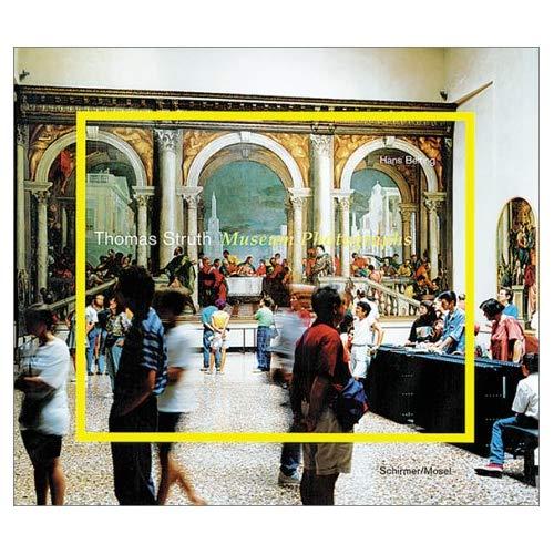 THOMAS STRUTH MUSEUM PHOTOGRAPHS (HARDBACK)