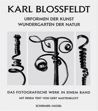 KARL BLOSSFELDT URFORMEN DER KUNST - WUNDERGARTEN DER NATUR /ALLEMAND