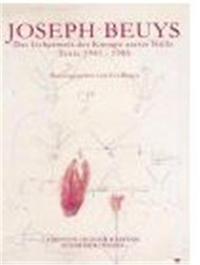 JOSEPH BEUYS DAS GEHEIMNIS DER KNOSPE ZARTER HULLE TEXTE /ALLEMAND