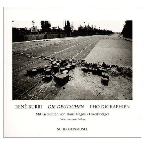 RENE BURRI DIE DEUTSCHEN PHOTOGRAPHIEN (PAPERBACK) /ALLEMAND