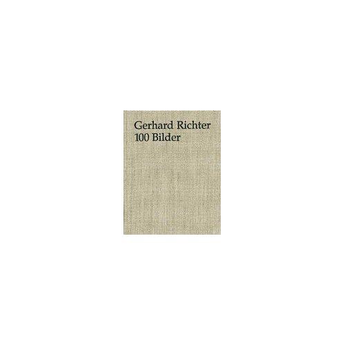 GERHARD RICHTER 100 BILDER /ALLEMAND