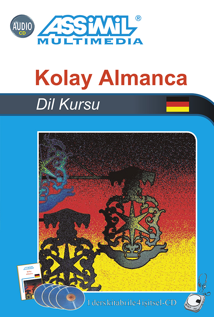 PACK CD ALLEMAND/TURC