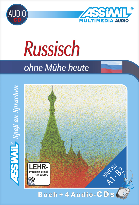PACK CD RUSSISCH O.M. HEUTE NL E