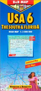 USA 6 THE SOUTH ET FLORIDA