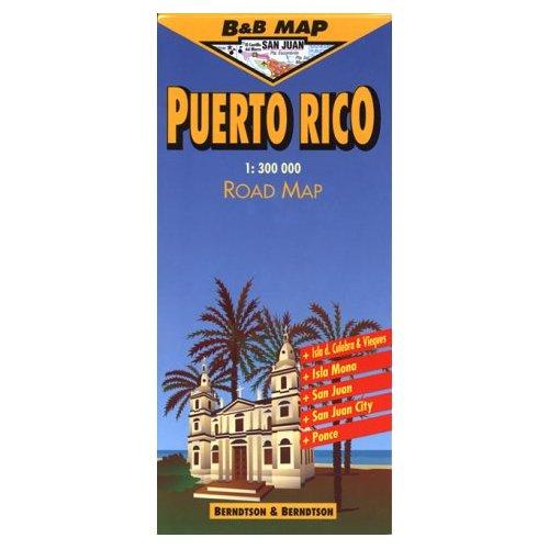 PUERTO RICO - 1/300.000