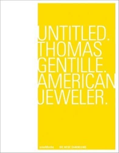 UNTITLED THOMAS GENTILLE AMERICAN JEWELRY /ANGLAIS