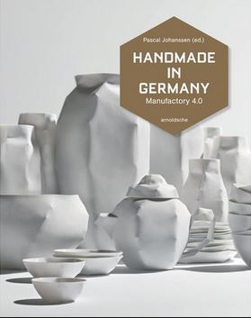 HANDMADE IN GERMANY /ANGLAIS/ALLEMAND
