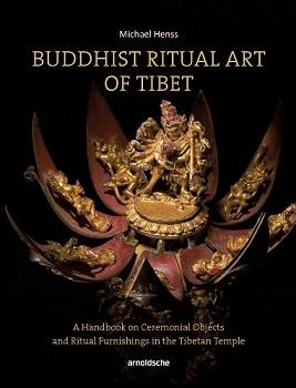 BUDDHIST RITUAL ART OF TIBET /ANGLAIS