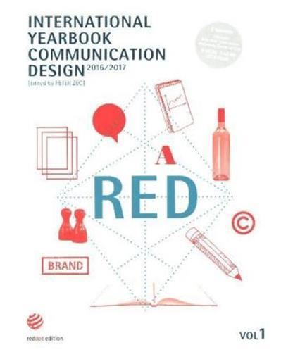 INTERNATIONAL YEARBOOK COMMUNICATION DESIGN 2016/2017 /ANGLAIS