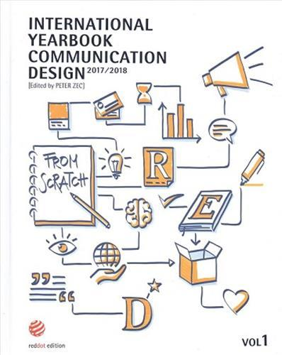 INTERNATIONAL YEARBOOK COMMUNICATION DESIGN 2017/2018 /ANGLAIS