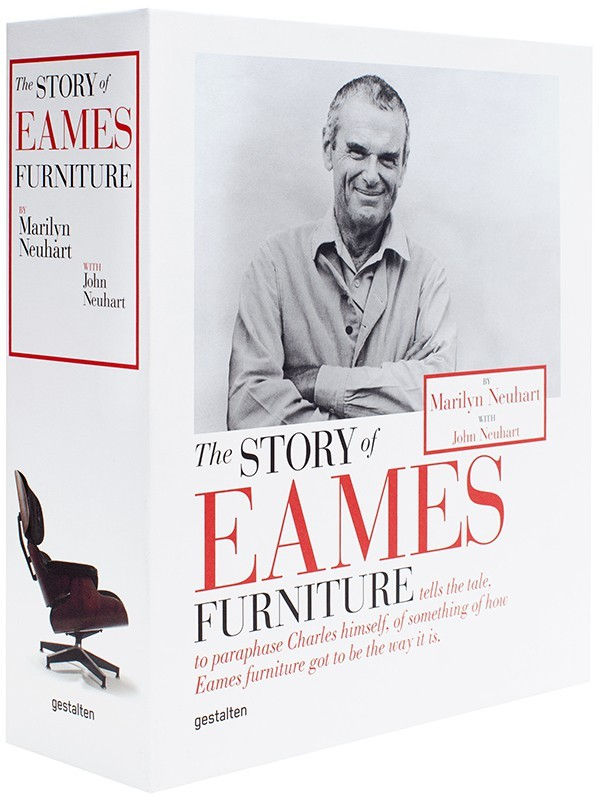 THE STORY OF EAMES FURNITURE /ANGLAIS