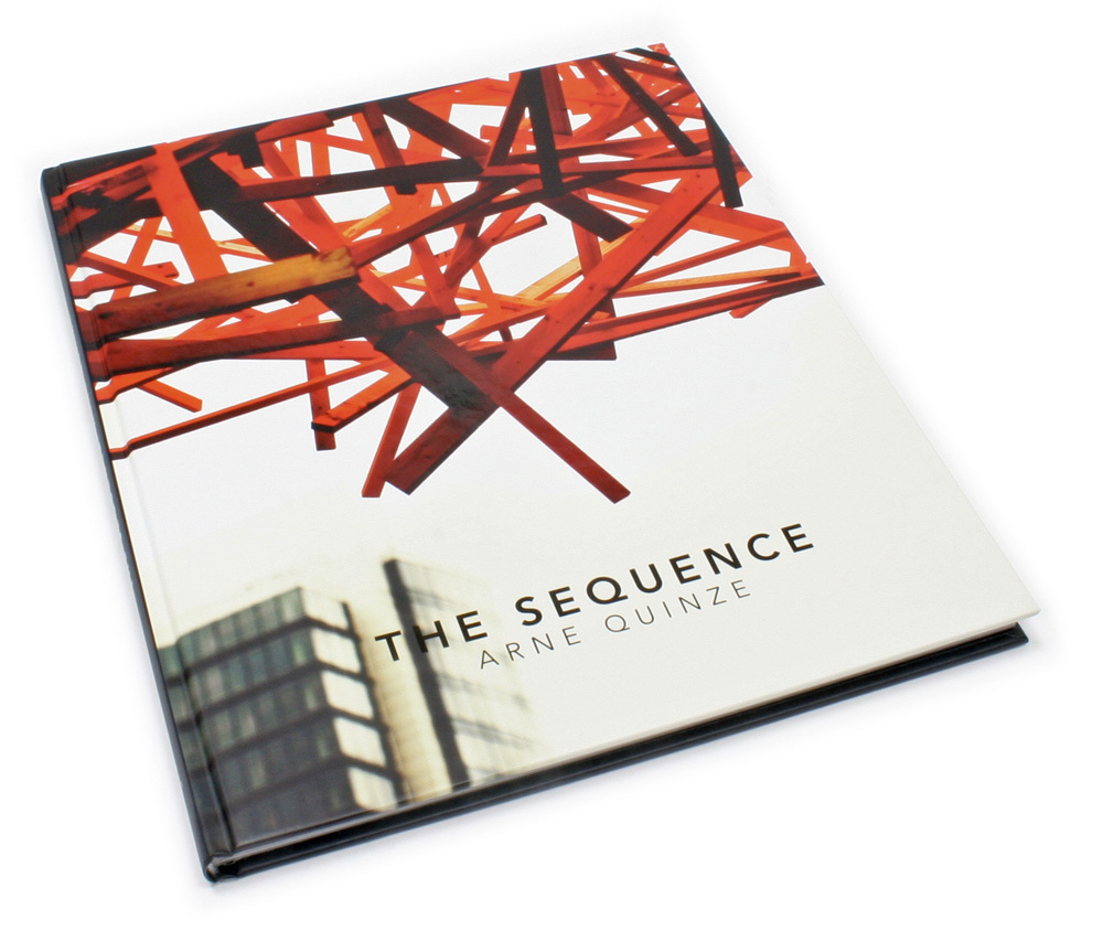 ARNE QUINZE THE SEQUENCE /ANGLAIS