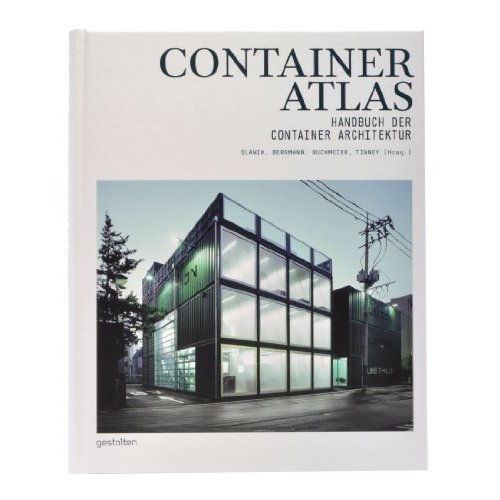 CONTAINER ATLAS HANDBUCH DER CONTAINER ARCHITEKTUR /ALLEMAND