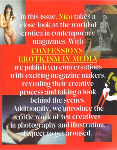 CONFESSIONS : EROTICISM IN MEDIA /ANGLAIS