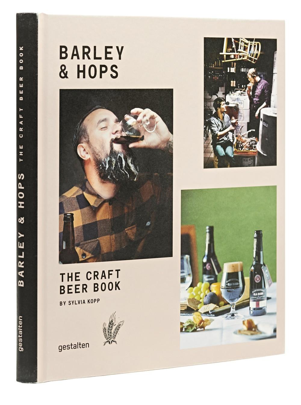 BARLEY & HOPS THE CRAFT BEER BOOK /ANGLAIS