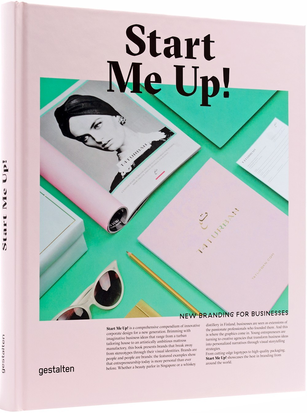 START ME UP ! NEW BRANDING FOR BUSINESSES /ANGLAIS
