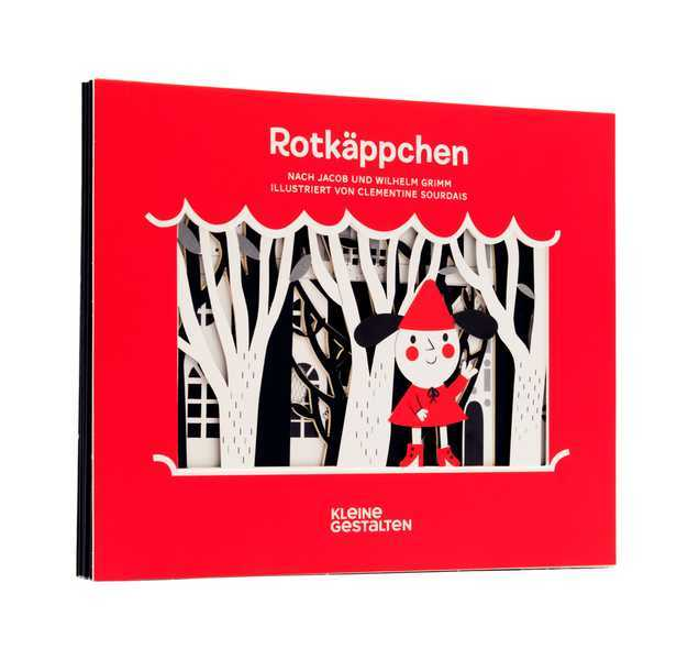 ROTKAPPCHEN /ANGLAIS