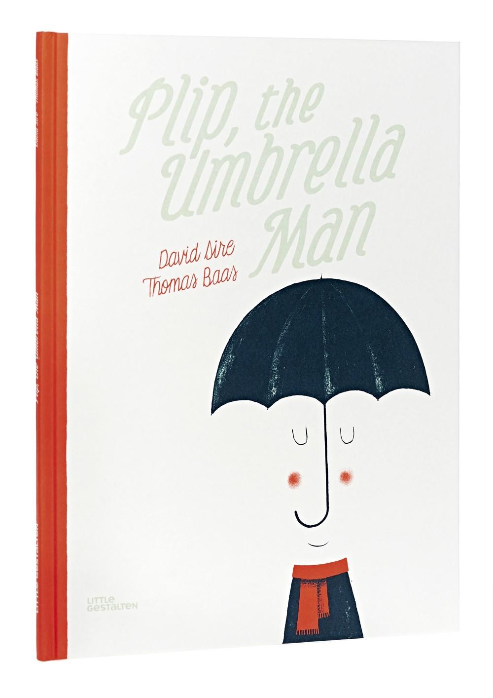 PLIP THE UMBRELLA MAN /ANGLAIS