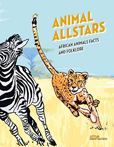 ANIMAL ALLSTARS /ANGLAIS