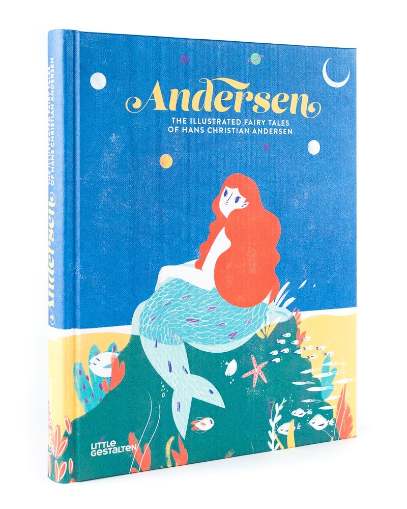 ANDERSEN THE ILLUSTRATED FAIRY TALES OF HANS CHRISTIAN ANDERSEN /ANGLAIS