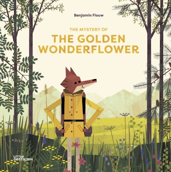 THE MYSTERY OF THE GOLDEN WONDERFLOWER /ANGLAIS