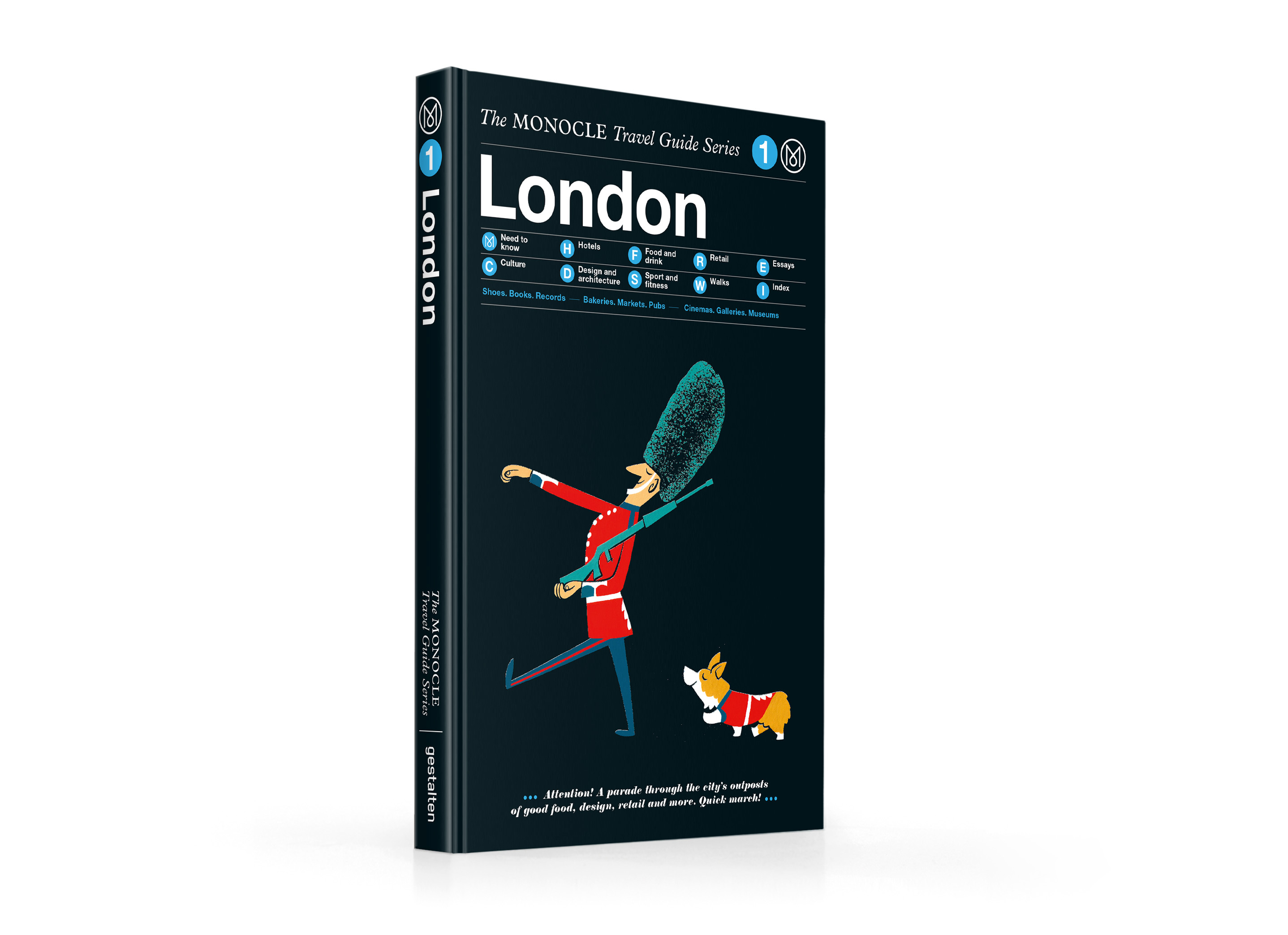 MONOCLE TRAVEL GUIDE: LONDON
