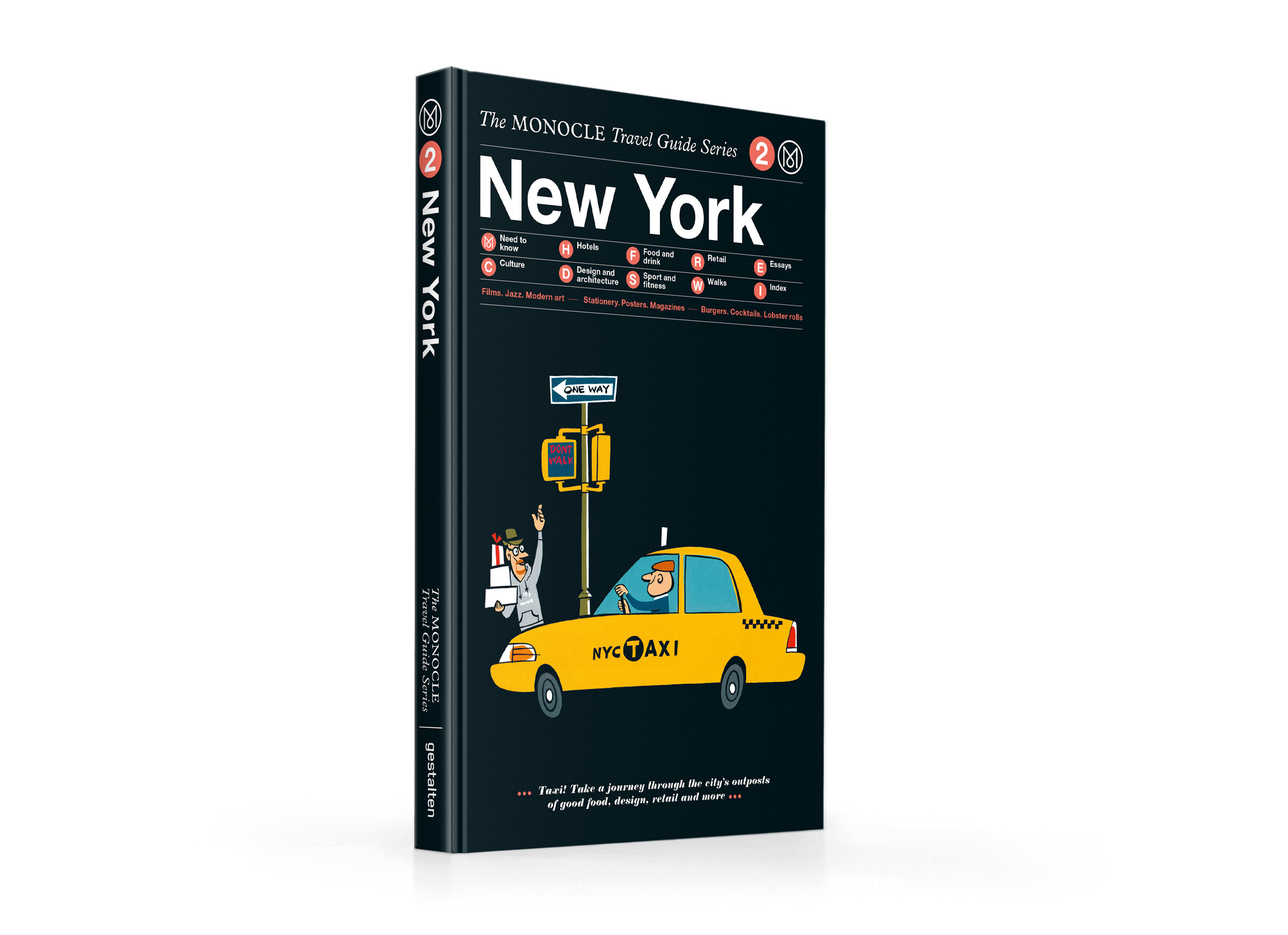 MONOCLE TRAVEL GUIDE: NEW YORK