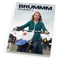 BRUMMM #01 /ANGLAIS