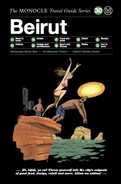 MONOCLE TRAVEL GUIDE BEIRUT /ANGLAIS