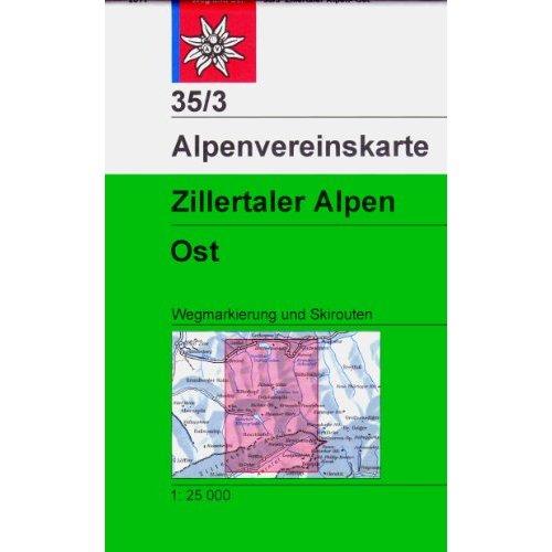 ZILLERTALER ALPEN OSTLICHES B.