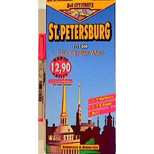 ST-PETERSBOURG - 1/11.000
