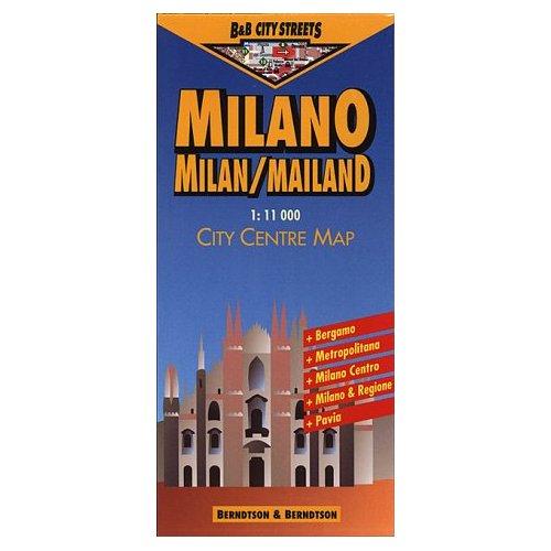 MILAN - 1/11.000